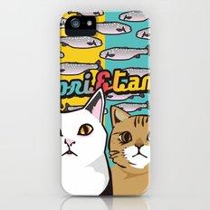 Nori&Tama iPhone (5, 5s) Slim Case