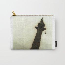 Monument a Colom - Plaça Portal de la pau - Barcelona - Spain Carry-All Pouch