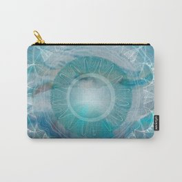 Vishuddha: Throat Chakra Carry-All Pouch