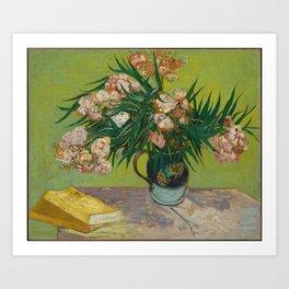 Vincent van Gogh - Oleanders Art Print
