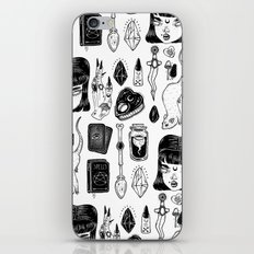 teen Witch iPhone & iPod Skin