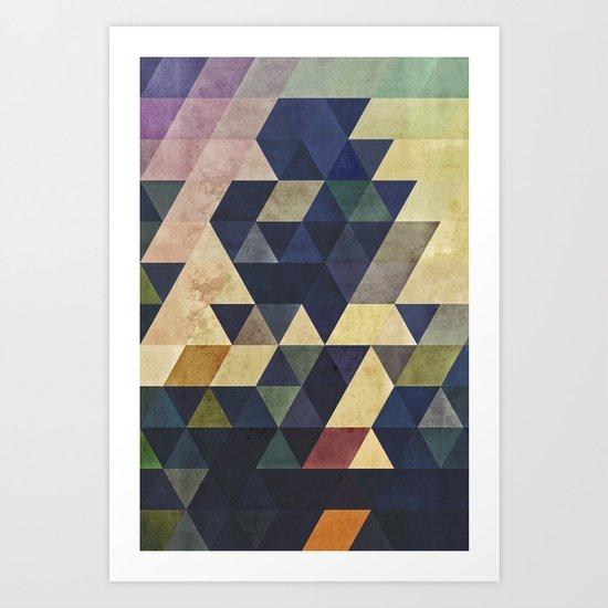 plyss Art Print