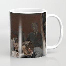 Thomas Eakins - Portrait of Dr Samuel D Gross (The Gross Clinic) Coffee Mug