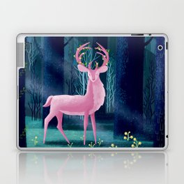 King Of The Enchanted Forest Laptop & iPad Skin