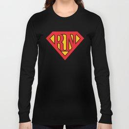 super nurse Long Sleeve T-shirt