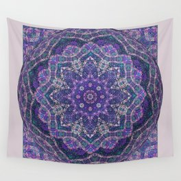 Batik Meditation  Wall Tapestry