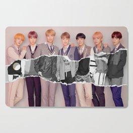 BTS Cutting Board