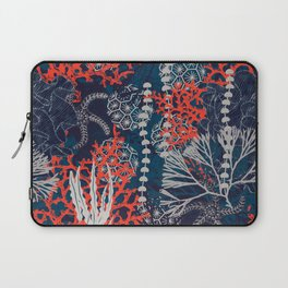 Corals and Starfish Laptop Sleeve