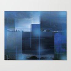 Ominous Sky Canvas Print
