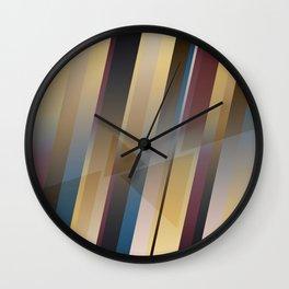 Horizons Wall Clock