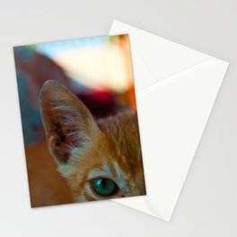 Le Cat Stationery Cards
