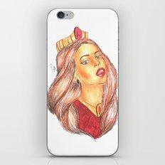 Princess Lana iPhone & iPod Skin