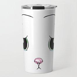 Sad Cat Travel Mug