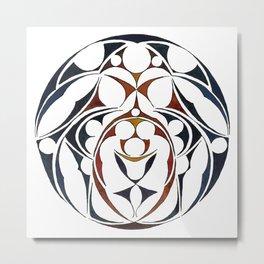 Celtic Circle IV Metal Print