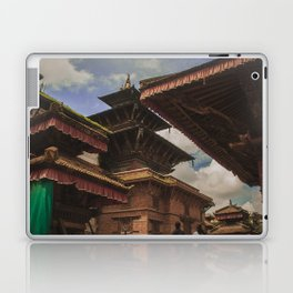 Architecture of Kathmandu City 002 Laptop & iPad Skin