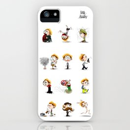It's Hiddles O'Clock iPhone Case