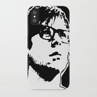 rocky horror picture show iPhone & iPod Cases featuring Brad Majors (Rocky Horror Picture Show) by ACHE