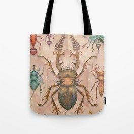 Entomology Tab. I Tote Bag