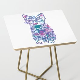 What's New Pussycat? Side Table