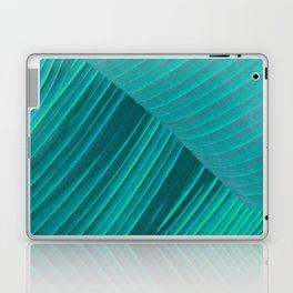 Banana Leaf Abstract Laptop & iPad Skin