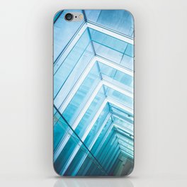 Glass Structure iPhone Skin