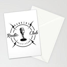 Hawkins Radio Club Indiana Stationery Cards