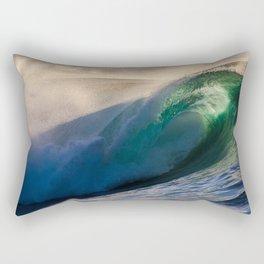Bending Colours Rectangular Pillow