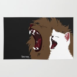Baby, I'm a Lion! Rug