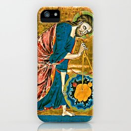 God the Geometer iPhone Case