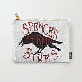 Spencer Shrike Bikes - Black Carry-All Pouch