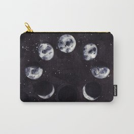 Lunar Cycle Carry-All Pouch