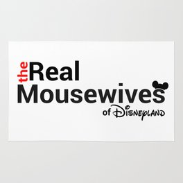 The Real Mousewives of Disneyland Rug