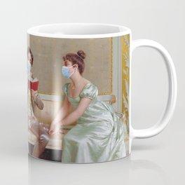 Social Distancing Series II Coffee Mug