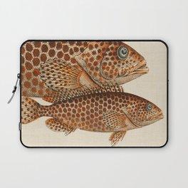 Fish Classic Designs 6 Laptop Sleeve