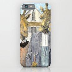 American Giraffic iPhone 6s Slim Case