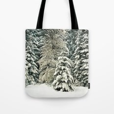 Warm Inside Tote Bag