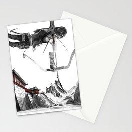 Lara Croft: Dimensional Shift  Stationery Cards