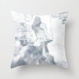 Dance 5 Throw Pillow