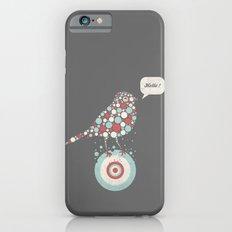Bubble-Bird Slim Case iPhone 6s