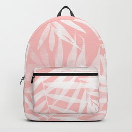 Sweet Tropicana Pink Theme Backpack