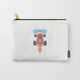 """Creative Drive - """"Car for illustrators"""" Carry-All Pouch"""