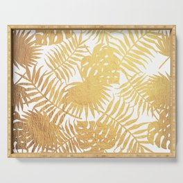 Stay Golden Serving Tray