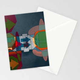 JETSON'S BELT 01 Stationery Cards