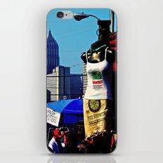 Strip District Model iPhone & iPod Skin