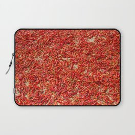 Chillies and Peppers Laptop Sleeve