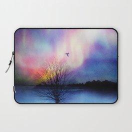 Aurora Boreal Laptop Sleeve