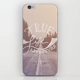 True Life Adventure iPhone Skin