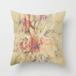 Garden VI  Throw Pillow