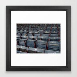 Fenway Park Framed Art Print