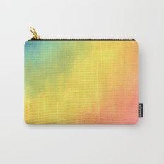 Watercolors Fun Carry-All Pouch